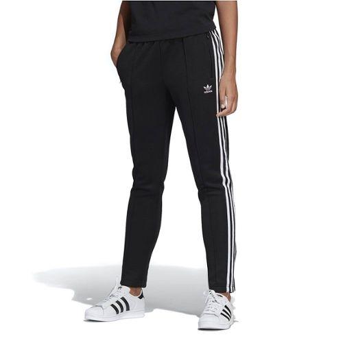 Pantalon de survêtement noir femme Adidas SST   Rakuten