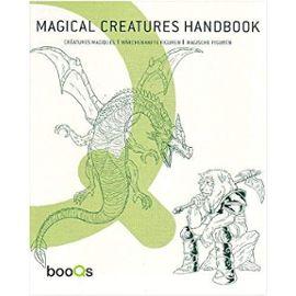 Magical Creatures Design Handbook - Booqs