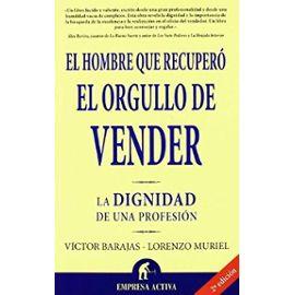 Muriel Redondo, L: Hombre que recuperó el orgullo de vender