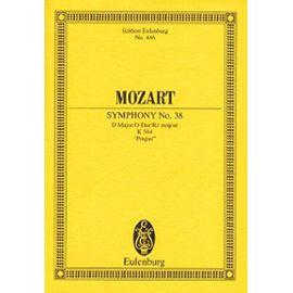 Sinfonia K 504 Re (Praga) (Kroyer) / Conducteur de poche - Wolfgang Amadeus Mozart