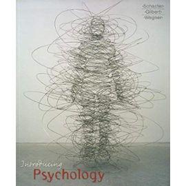 Introducing Psychology + Psychportal - Schacter, Daniel L.
