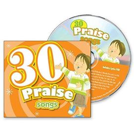 30 Praise Songs (30 Song) - Twin Sisters