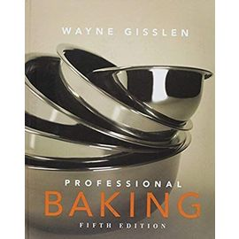 Professional Baking 5th Edition College Version/CD-ROM with Study Guide Pastry Chef's Companion Pbm Cards Pkg and How Baking Works 3rd Edition Set - Wayne Gisslen