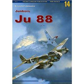 Junkers Ju 88 - Krzysztof Janowicz