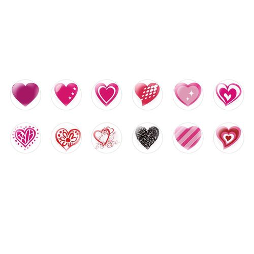 20pcs Shiny Aérographe résine 20 mm Heart Flatback Strass Mariage Embellissement À faire soi-même