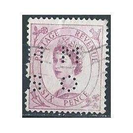Série Reine Elizabeth 2 année 1958 n° 327 à 242