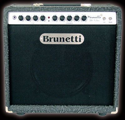 Vente Brunetti Ampli Guitare Brunetti Maranello