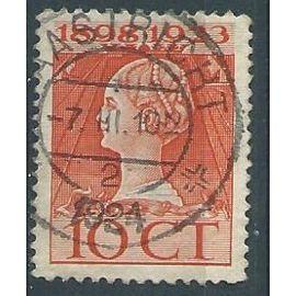 La Reine Wilhemine - Jubilé Couronnement ( 1898-1923) n° 121
