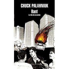 Rant : la vida de un asesino - Palahniuk Chuck