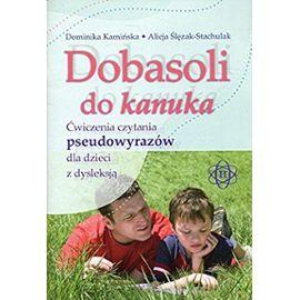 Kaminska, D: Dobasoli do kanuka