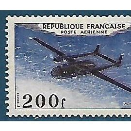Timbre France 1954 neuf* poste aérienne n°21