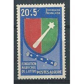 Fondation Maréchal de Lattre Algérie année 1958 n° 352