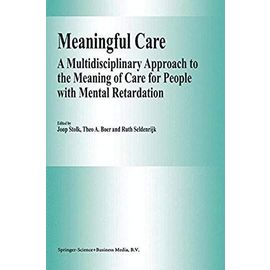 Meaningful Care - Theo A. Boer