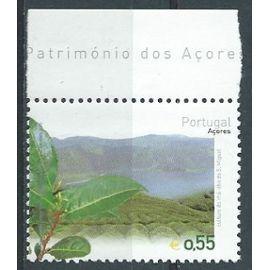 Açores Le patrimoine culturel 2003 timbre neuf** Portugal N° Michel 497