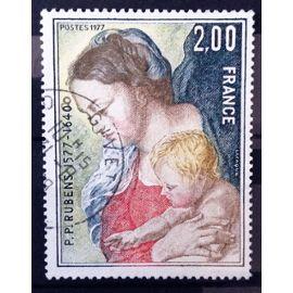 Rubens - Vierge à l
