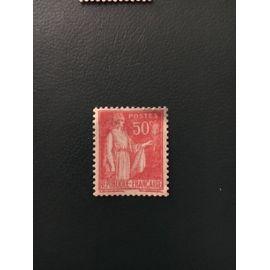 Timbre Marianne De Decaris Année 1960- non oblitéré avec gomme