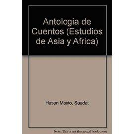 Antologia de Cuentos - Saadat Hasan Manto