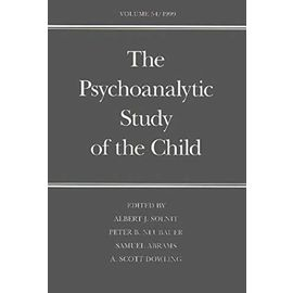 Psychoanalytic Study of the Child V54 (The Psychoanalytic Study of the Child Series) - Solnit, Albert