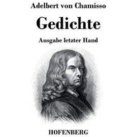 Gedichte - Adelbert Von Chamisso