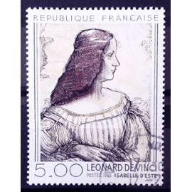 Léonard De Vinci - Portrait d