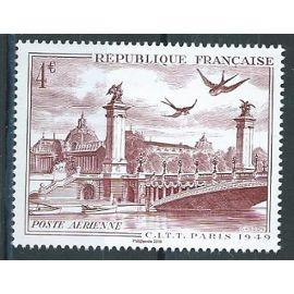 Pont Alexandre 3 et le grand palais (PA28) Paris Philex 2018 n° 5225 neuf**