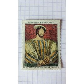 Lot n°257 ■ timbre oblitéré france n ° 1518 ---- 1f polychrome