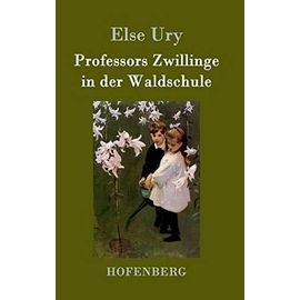 Professors Zwillinge in der Waldschule - Else Ury