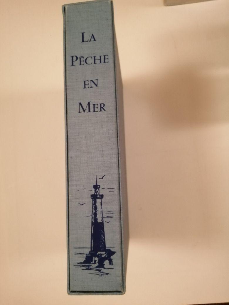 La pêche en mer, l'art de la pêche, bateaux et engins, le monde de la pêche, grandes pêches, pêches du large, petites pêches [auteur : FOUQUERAY (Charles) ; THOMAZI (Cdt).] [éditeur : Paris, Editions Celby] [année : 1962]