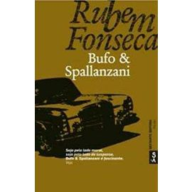 Bufo & Spallanzani (Portuguese Edition) - Rubem Fonseca