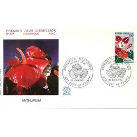 france 1973, très belle enveloppe 1er jour fdc 824, timbre 1738, l