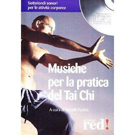 Musiche per la pratica del tai chi. CD Audio - N. Fortini