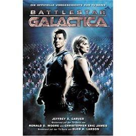 Carver, J: Battlestar Galactica