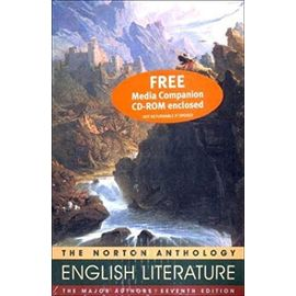 The Norton Anthology of English Literature, Major Authors Edition (Packaged with Media Companion) - M. H. Abrams