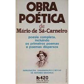 Obra Poetica - Sa-Carneiro Mario De