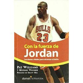 Con La Fuerza De Jordan - Weinreb, M.