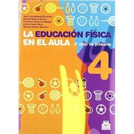 Educación física en el aula, 4 Educación Primaria, 2 ciclo