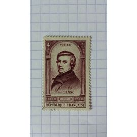 Lot n°341 ■ timbre oblitéré france n ° 797 ---- 4f +3f brun-lilas