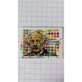 Lot n°349 ■ timbre oblitéré france n ° 3779 ---- 0.53€ multicolore