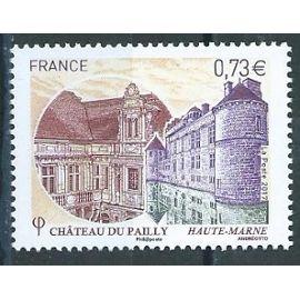 Château du Pailly haute marne 2017 neuf** n° 5120