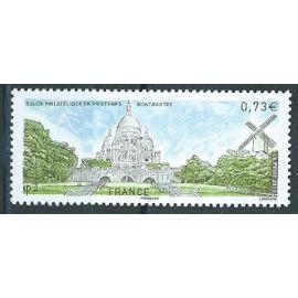 Salon philatélique de printemps de Paris 2017 neuf** Montmartre. n° 5124