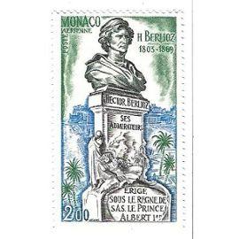 Monaco : Hector Berlioz 1803-1869 (2,00)