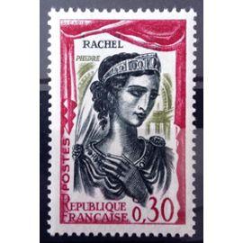 Comédiens Français - Rachel 0,30 (Impeccable n° 1303) Neuf** Luxe (= Sans Trace de Charnière) - France Année 1961 - N10935