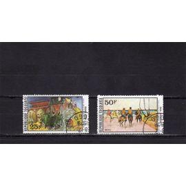 Timbres-poste du Togo (Anniversaire de peintres célèbres)