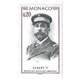 Albert 1er Prince de Monaco 1848-1922 (0,20)