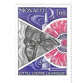 Monaco : Luttez contre la drogue (1,00)
