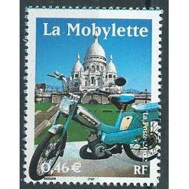 Le siècle au fil du timbre, Transport, la Mobylette 2002 neuf** n° 3472