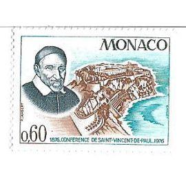 Monaco : Conférence de Saint Vincent de Paul 1876-1976 (0,60)