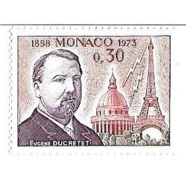 Monaco : Eugène Ducretet 1898-1973 (0,30)