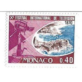 Monaco : Xè Festival International de Télévision 1970 (0,40)