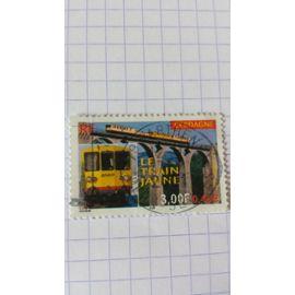 Lot n°111 ■ timbre oblitéré france n ° 3338 ---- 3f ( 0.46 € ) multicolore